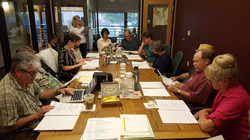 Table Reading at Midtown
