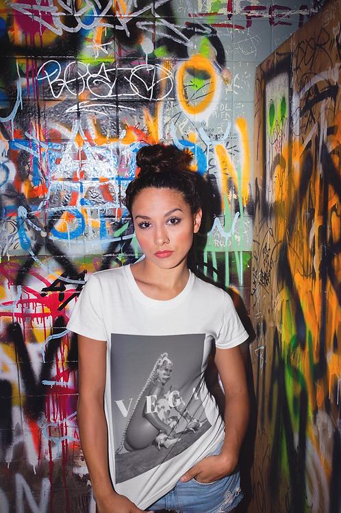 Vega T-shirt Black