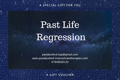 Voucher for Past Life Regression