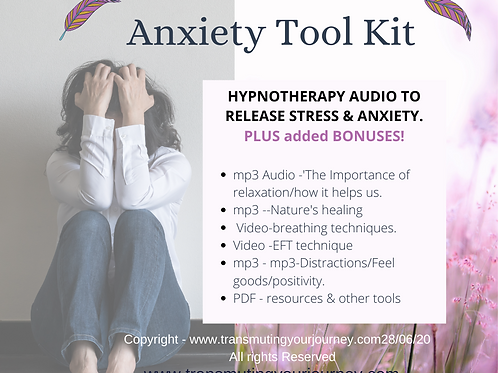 Anxiety Tool Kit