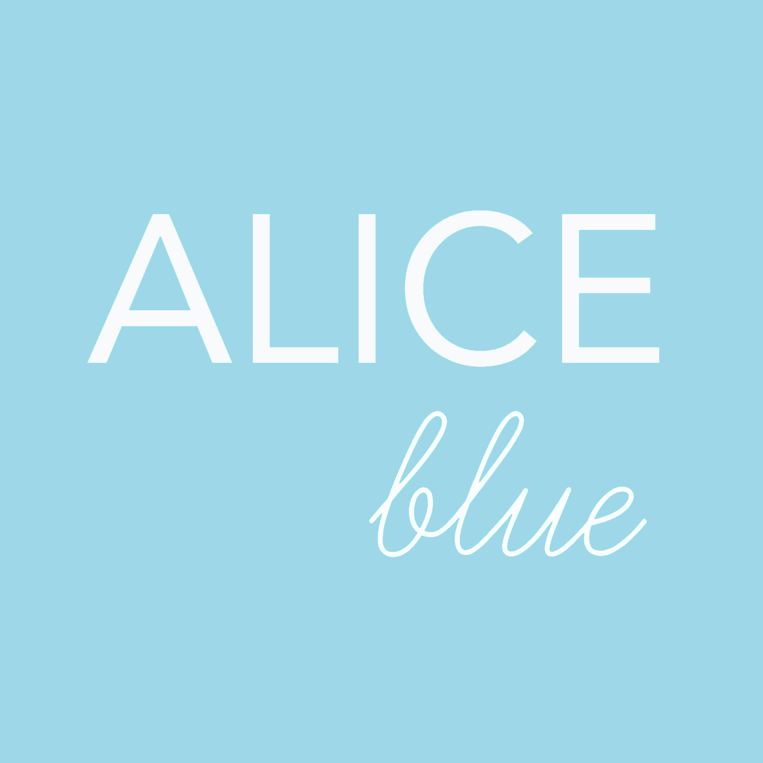 Image result for alice blue