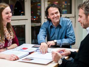 Small Talk mit Verkaufstrainer Simon Niederhauser