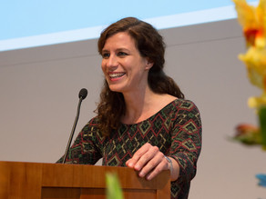 Small Talk mit der Medienwissenschafterin Dr. Sarah Genner