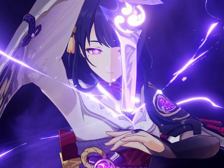 Leak Playable Characters For Genshin Impact 2.1