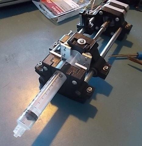 Syringe Pump (full kit)