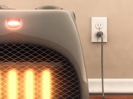 The Dangers of Electric Space Heaters