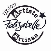 artiste artisan logo folisabelle