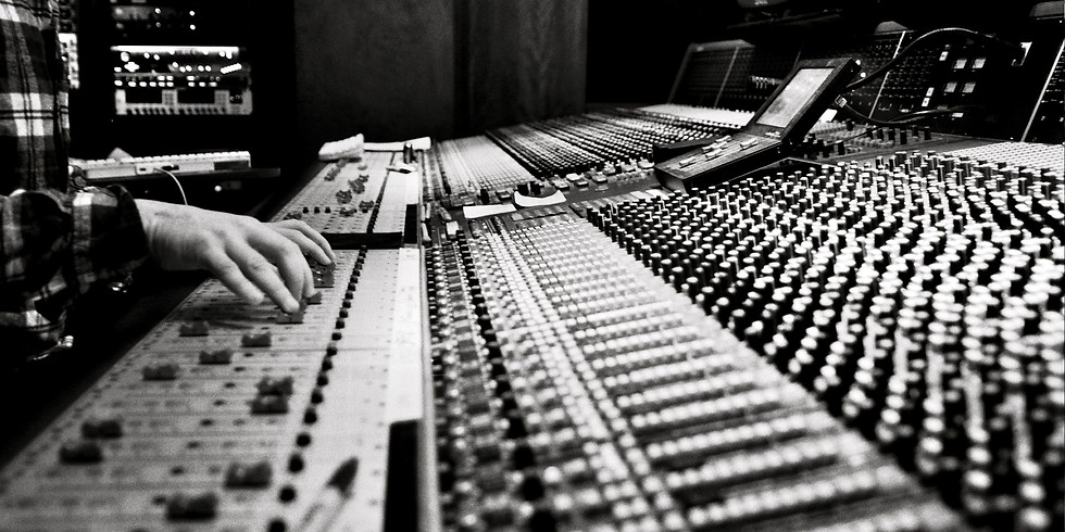 "Mixing New Single      ""Saturday Night"""
