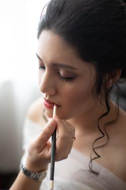 Beautiful Bride: Adriana |HMUA: Cynthia |Photography: T-One