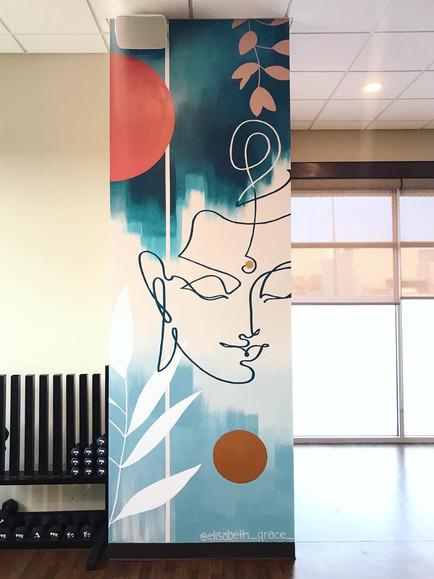 Yoga Pod, Denver. 2020