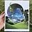Thumbnail: Golfing into the Galaxy Print