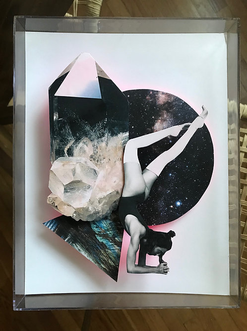 Custom Yoga Collage