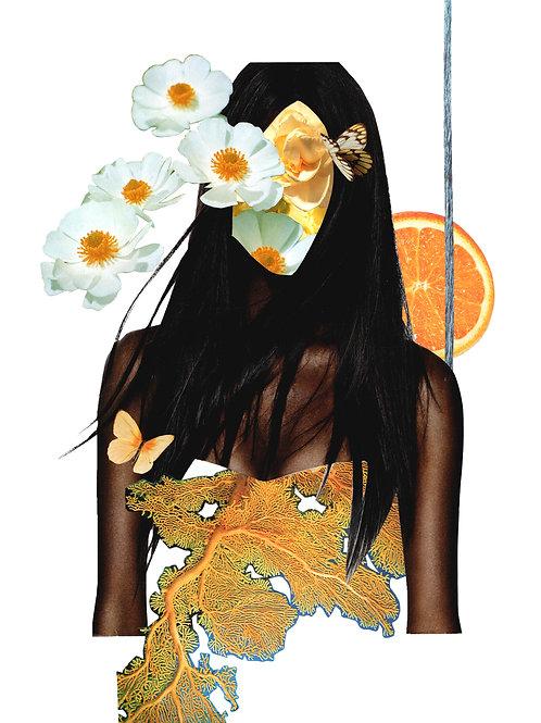 Interal Sunshine Print