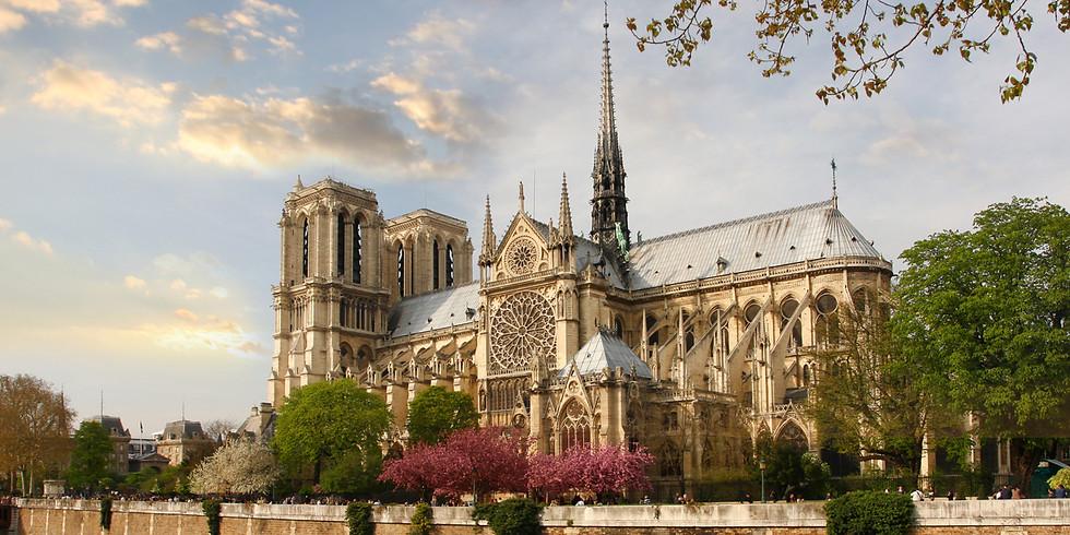 Exposition Les Batisseurs de Cathédrale : Notre Dame de Paris