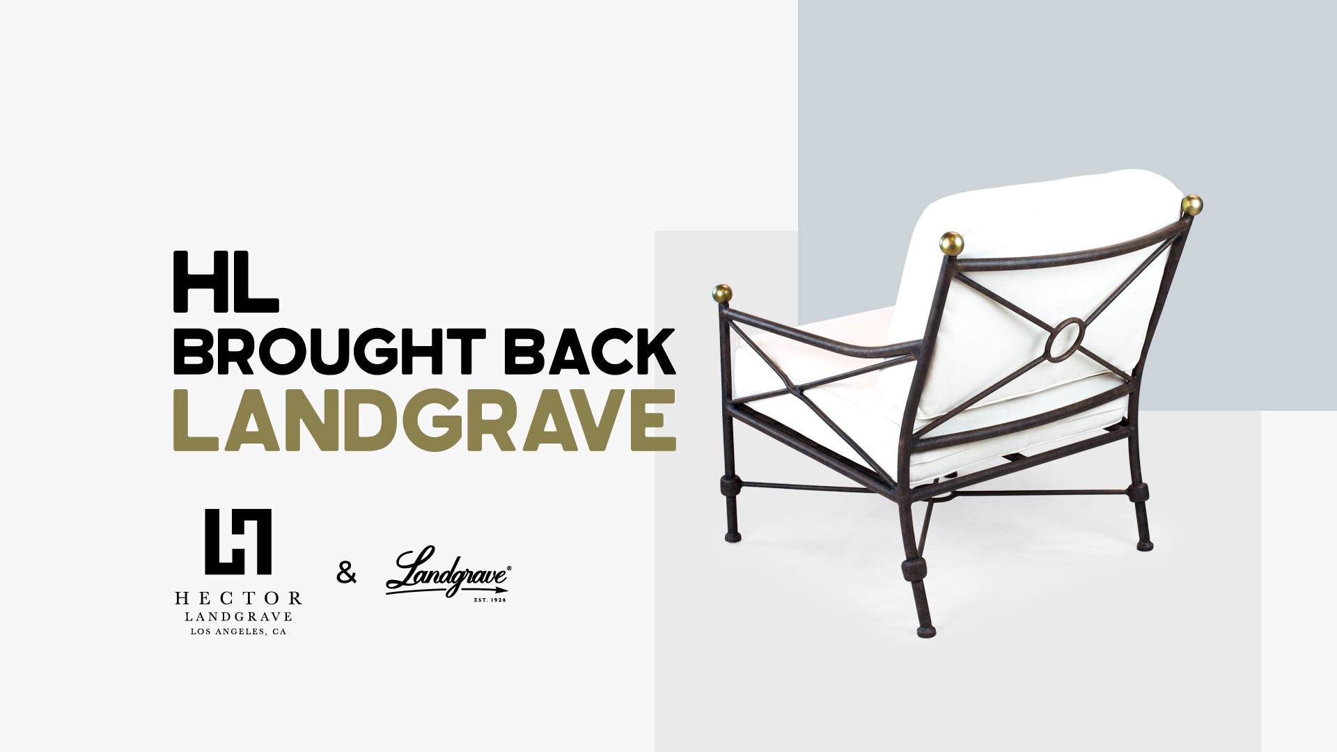 Landgrave Outdoor Furniture