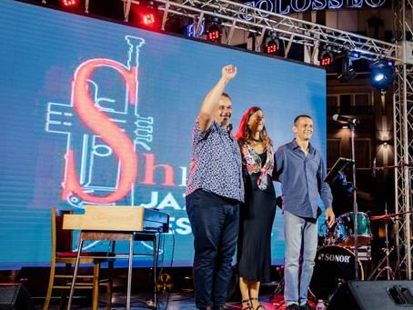 Dagmar Segbers Organ trio (Alberto Marsico, Alessandro Minetto) live for Shkodra Jazz Festival