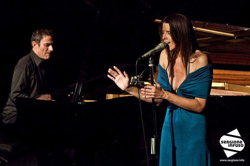 Dagmar e Michele live at Blue Note Milan