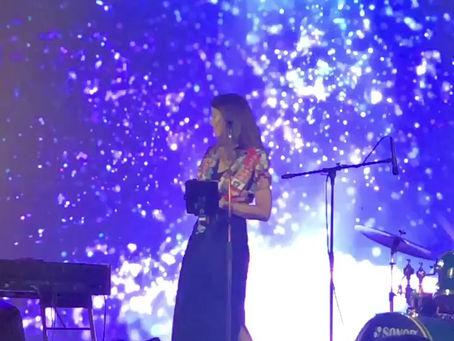 Dagmar Segbers Organ Trio live for Shkodra Jazz Festival (Albania)