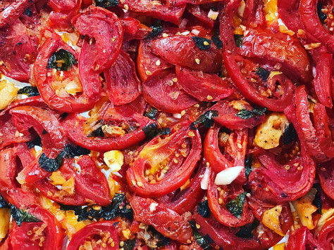 Profiter des tomates pour survivre à l'hiver