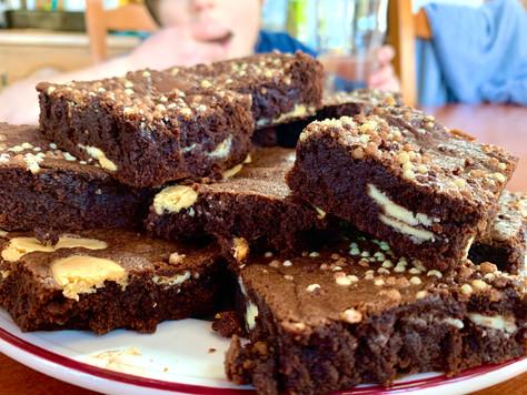 Brownies moelleux et fondants: décadence assurée!