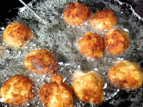 Fried Potato Truffles