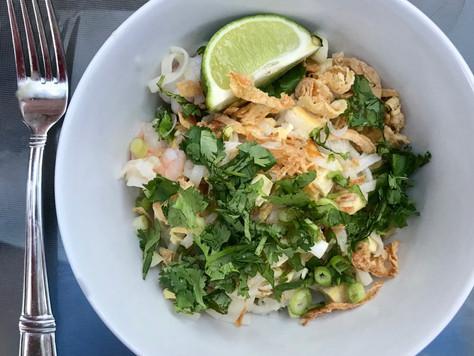 Parfait Pad Thaï de Chiang Mai