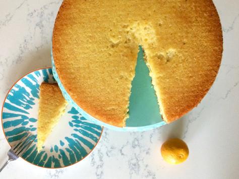 Gâteau aux clémentines et amandes