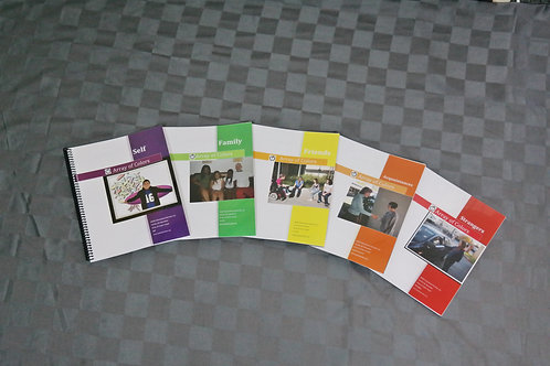 Youth Array of Colors Curriculum