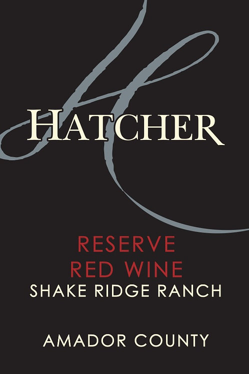 2016 Reserve Red Blend