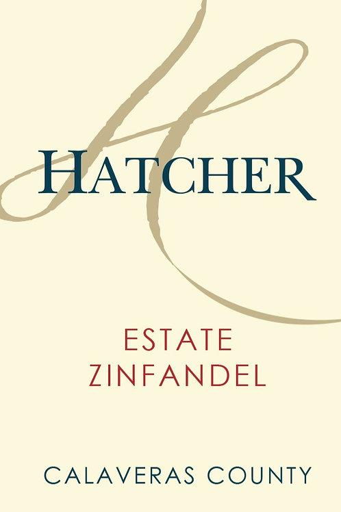 2015 Estate Zinfandel