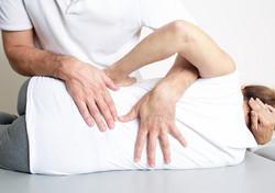 Chiropraktische Justierung