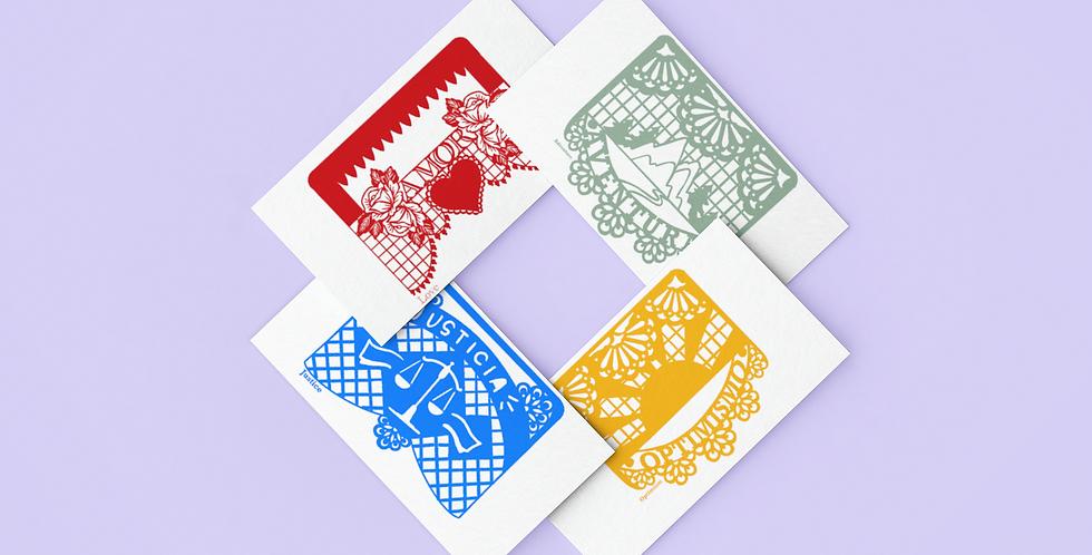Valores Cards
