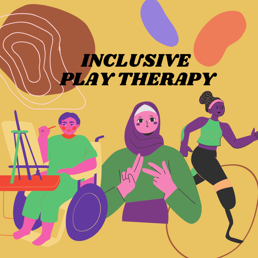 Inclusive Play Therapy