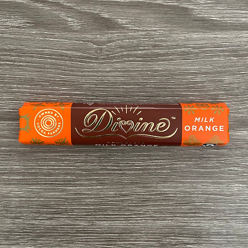 Divine Orange Chocolate