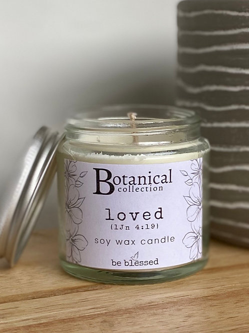 Loved Luxury Candle