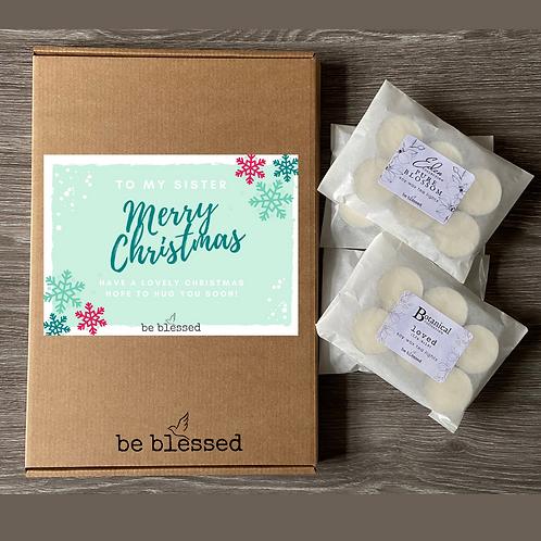 Christmas Selection Box (4 TEA LIGHT PACKS)