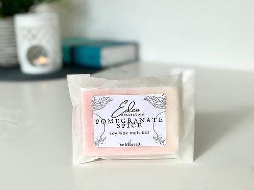 Pomegranate Spice Luxury Melt Bar