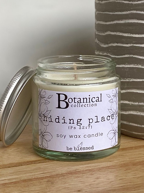 Hiding Place Luxury Candle