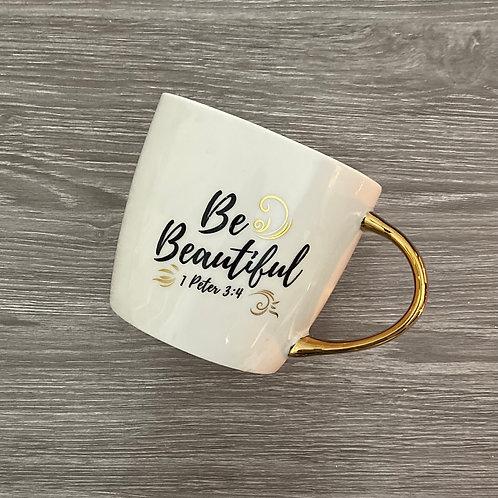 Be Beautiful Mug