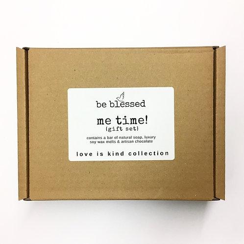 Me Time! Gift Set