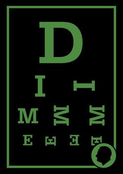 Velcro Label-Eye Test