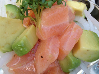 not completely raw vegan? try ceviche!