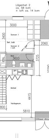 Apartment spaces