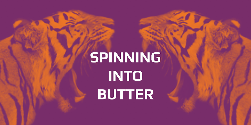 Auditions - Spinning into Butter, 730p-8p