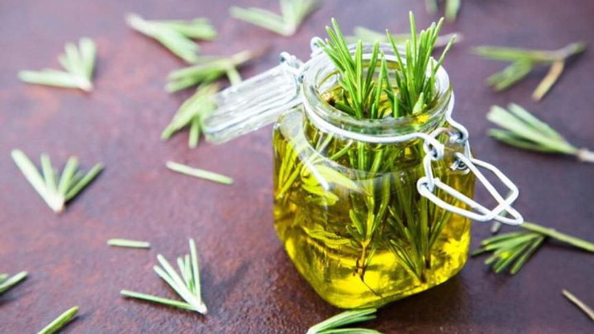 Organic Rosemary Oil