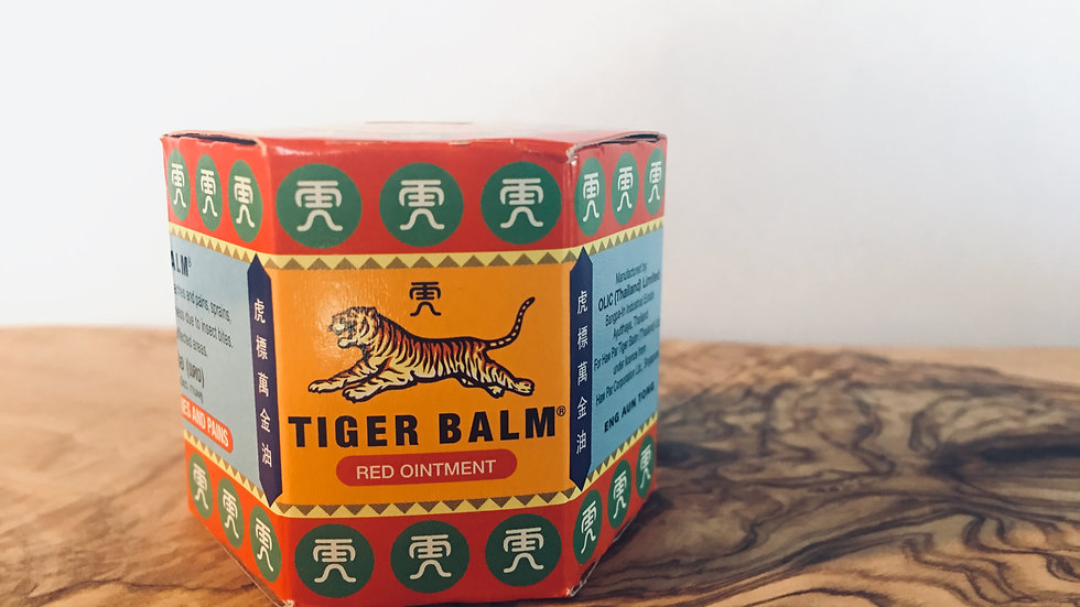 Tiger Balm Red - Super Strength