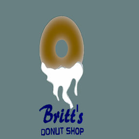 Britts donuts, Carolina Beach, best donuts, Boardwalk on carolina beach.
