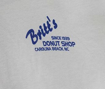 Britt's ,donuts,boardwalk,donutshop