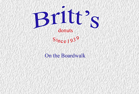Britts donut shop, 1939, best donuts,britts
