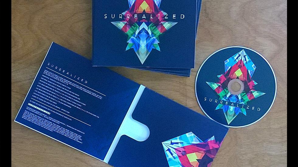 SURREALIZED DEBUT FULL LENGTH ALBUM
